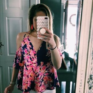 Lilly Pulitzer Belliame Top